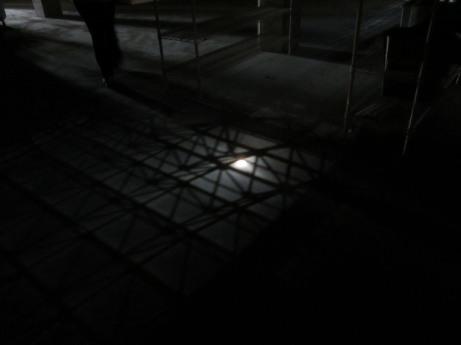 Underground at Biosphere 2